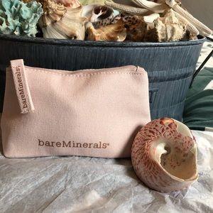 Handbags - Cosmetic Bag, Light Pink, Bare Minerals
